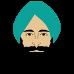 ワリス・アルワリア(Waris Singh Ahluwalia)主任客室乗務員役